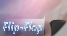 Kaméleon - színváltós - Flip-Flop fólia