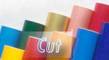 Plotter cut decoration